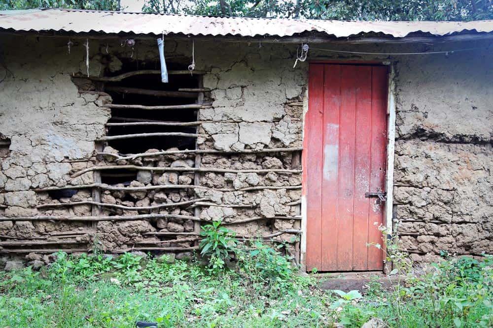 20--The Red Door