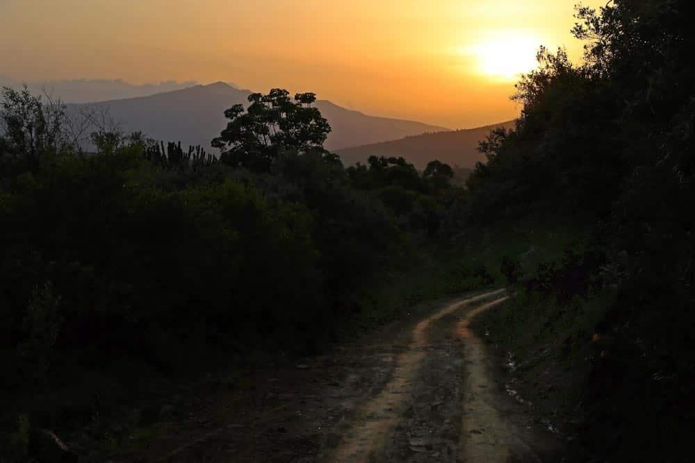41--Kenya Roadway