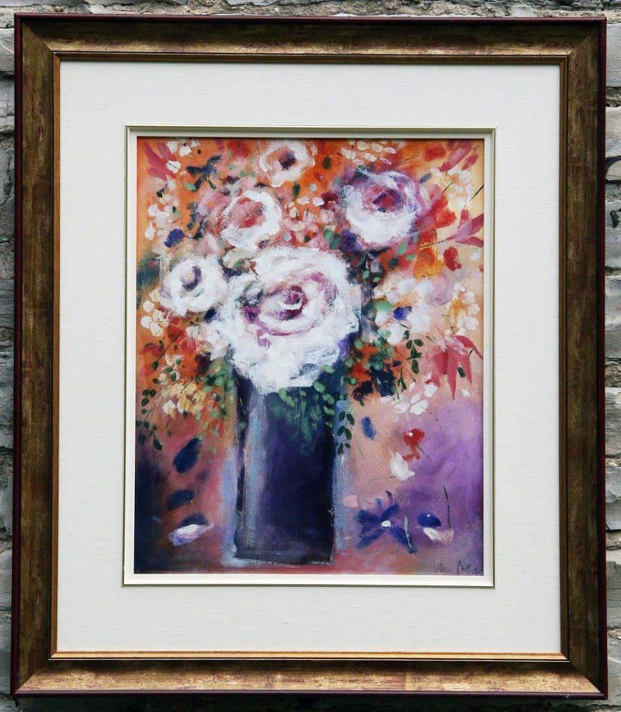 Lillian Phillips--Floral III