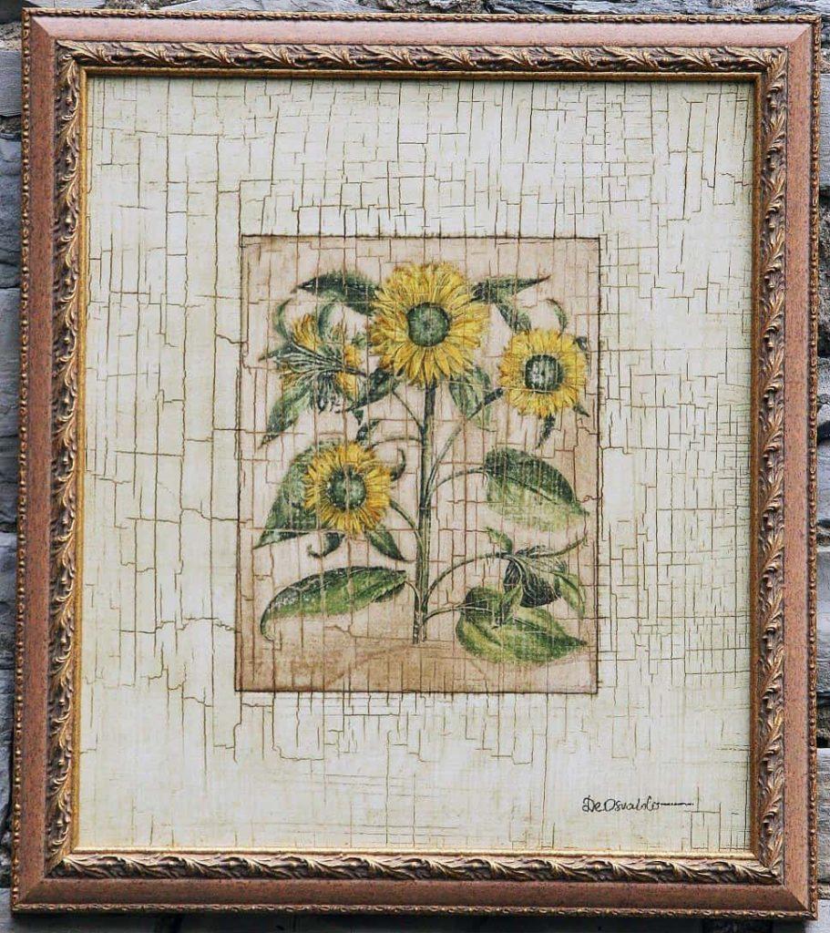 Maria DeOsValdo--Sunflowers
