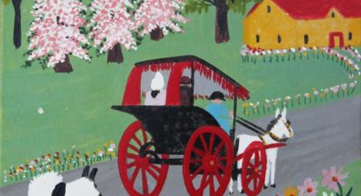 Maud Lewis Paintings for sale.