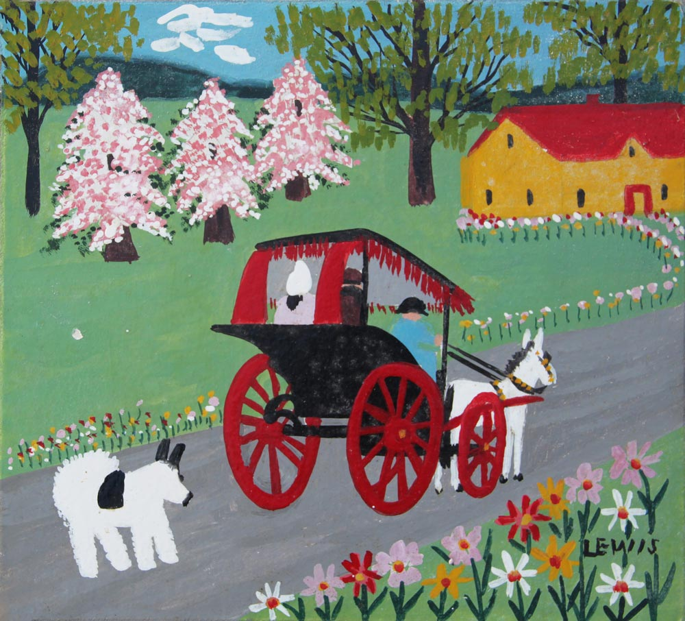 Maud Lewis Paintings Sale